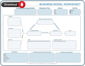 Business Model Worksheet